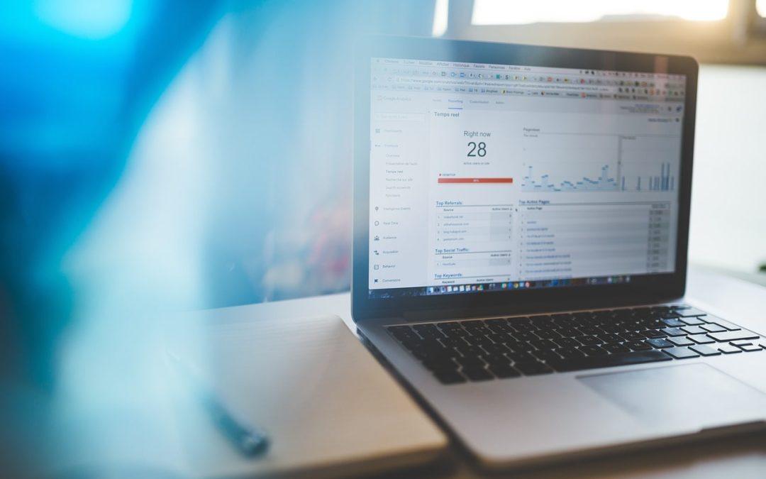 Statistiche sito web - come usare google analytics Guida 2020-min
