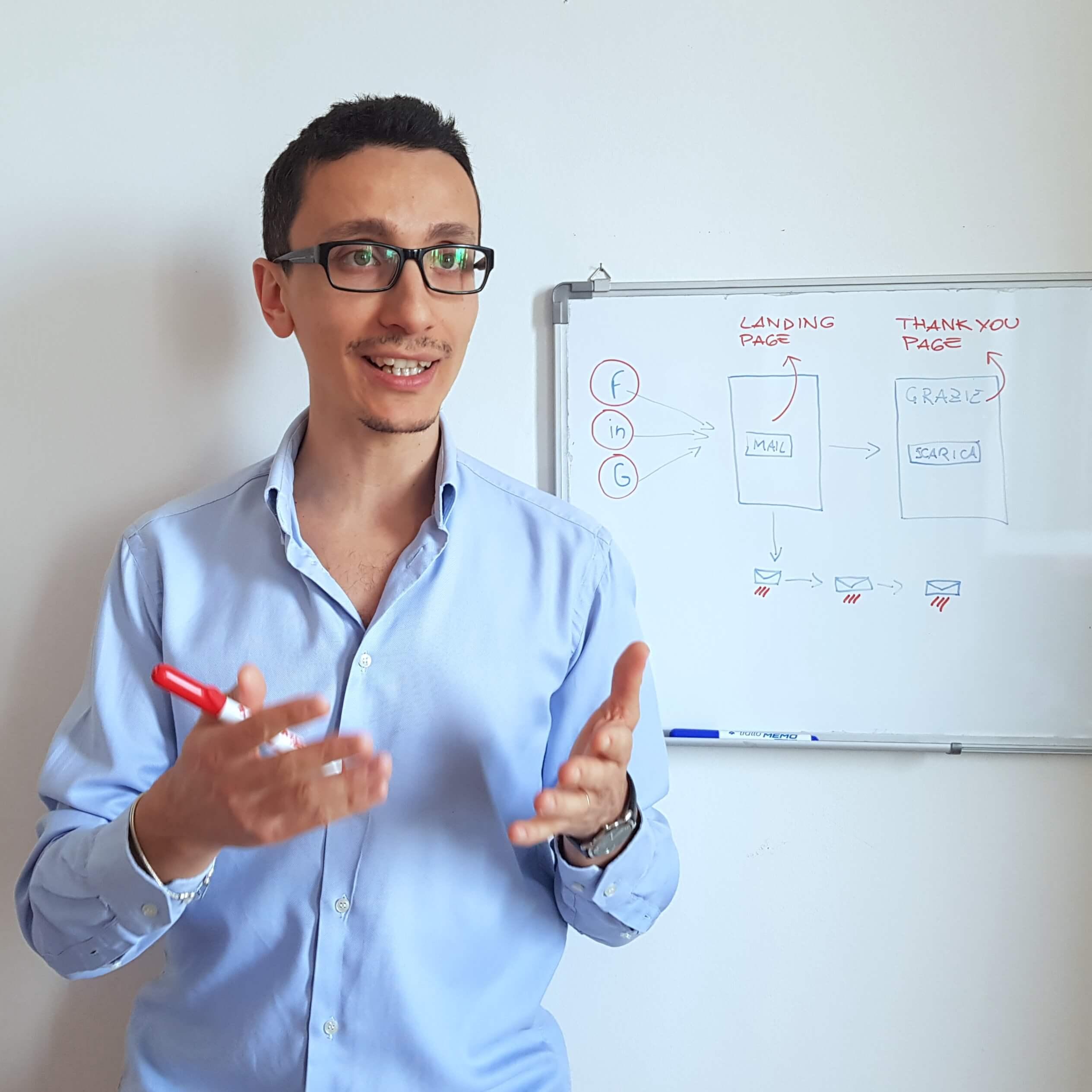 Alessandro Ingala Consulente Web Marketing